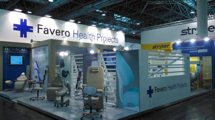 Favero Health Projects ti aspetta a Medica 2016